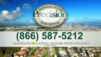 Precision Garage Door Service TV Spot, 'Our Neighbors' - Thumbnail 10