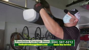 Precision Garage Door Service TV Spot, 'Our Neighbors' - Thumbnail 4
