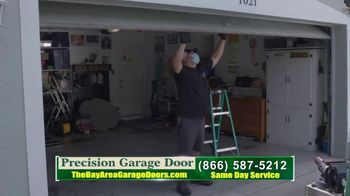 Precision Garage Door Service TV Spot, 'Our Neighbors' - Thumbnail 5