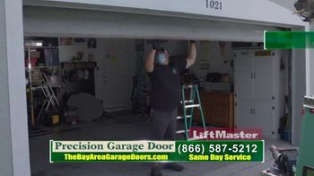 Precision Garage Door Service TV Spot, 'Our Neighbors' - Thumbnail 6