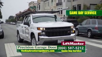 Precision Garage Door Service TV Spot, 'Our Neighbors' - Thumbnail 7
