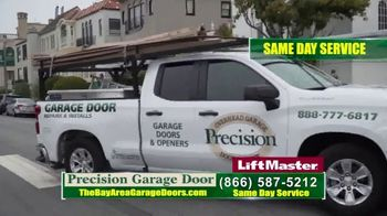 Precision Garage Door Service TV Spot, 'Our Neighbors' - Thumbnail 8