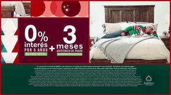 Ashley HomeStore Black Friday TV Spot, 'Cama de panel Queen' [Spanish] - Thumbnail 5