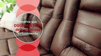 Ashley HomeStore Black Friday TV Spot, 'Reserva sus Doorbusters' [Spanish] - Thumbnail 4