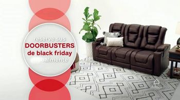Ashley HomeStore Black Friday TV Spot, 'Reserva sus Doorbusters' [Spanish] - Thumbnail 5