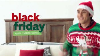Ashley HomeStore Black Friday TV Spot, 'Sofá y divan' [Spanish] - Thumbnail 5