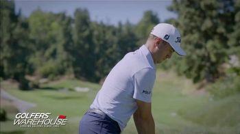 Golfers' Warehouse TV Spot, 'Holidays: Hot Gifts' Featuring Justin Thomas - Thumbnail 1