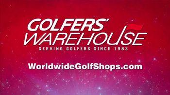 Golfers' Warehouse TV Spot, 'Holidays: Hot Gifts' Featuring Justin Thomas - Thumbnail 8