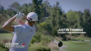 Golfers' Warehouse TV Spot, 'Holidays: Hot Gifts' Featuring Justin Thomas - Thumbnail 2