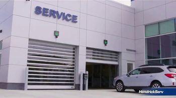 Hendrick Automotive Group TV Spot, 'Service' - Thumbnail 3