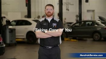 Hendrick Automotive Group TV Spot, 'Service' - Thumbnail 5