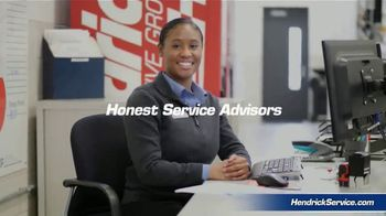 Hendrick Automotive Group TV Spot, 'Service'