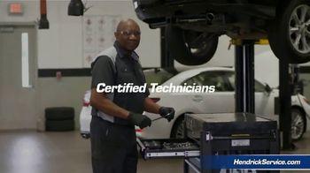 Hendrick Automotive Group TV Spot, 'Service' - Thumbnail 8