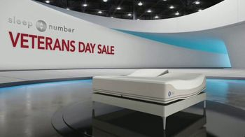 Sleep Number Veterans Day Sale TV Spot, 'Weekend Special: Save Up to $700: Ends Soon' - Thumbnail 1