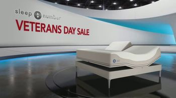 Sleep Number Veterans Day Sale TV Spot, 'Weekend Special: Save Up to $700: Ends Soon' - Thumbnail 2