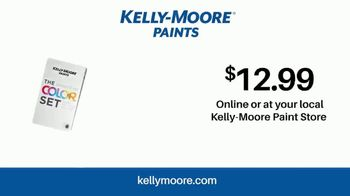 Kelly-Moore Paints TV Spot, 'The Essential Color Set: 25% Off Paints, Cabot Stains & Storm Stains' - Thumbnail 8