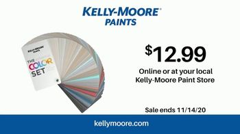 Kelly-Moore Paints TV Spot, 'The Essential Color Set: 25% Off Paints, Cabot Stains & Storm Stains' - Thumbnail 9
