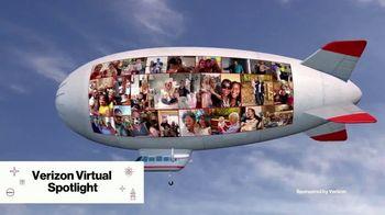 Verizon Live TV Spot, 'Macy's Thanksgiving Day Parade: Virtual Spotlight' - Thumbnail 6