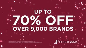 Poshmark TV Spot, 'Holidays: Up to 70% Off' - Thumbnail 7