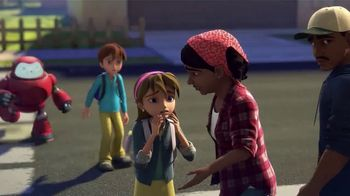 Superbook: Paul Keeps the Faith Home Entertainment TV Spot