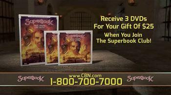 Superbook: Paul Keeps the Faith Home Entertainment TV Spot - Thumbnail 6