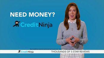 CreditNinja TV Spot, 'Personal Loan'