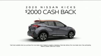 2020 Nissan Kicks TV Spot, 'You Can't Always React' Song by Louis the Child [T2] - Thumbnail 10