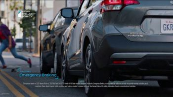 2020 Nissan Kicks TV Spot, 'You Can't Always React' Song by Louis the Child [T2] - Thumbnail 6