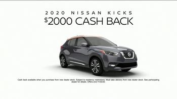 2020 Nissan Kicks TV Spot, 'You Can't Always React' Song by Louis the Child [T2] - Thumbnail 8