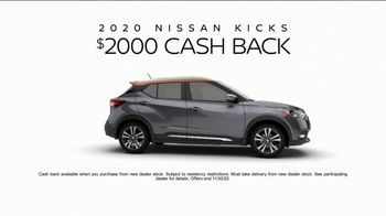 2020 Nissan Kicks TV Spot, 'You Can't Always React' Song by Louis the Child [T2] - Thumbnail 9