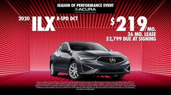 Acura Season of Performance Event TV Spot, 'Pre-Holiday Sale: ILX & TLX' [T2] - Thumbnail 7