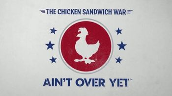 Zaxby's Signature Sandwich Meal TV Spot, 'It Ain't Over Yet' - Thumbnail 2