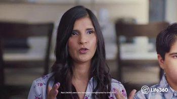 Life360 Crash Detection TV Spot, 'Feeling Safe'
