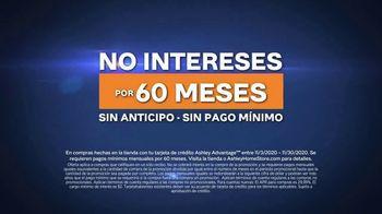 Ashley HomeStore Greatest Sale in History TV Spot, 'No intereses' [Spanish] - Thumbnail 4