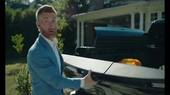 Ram Trucks TV Spot, 'Marty Party: Unprecedented Measures' Featuring Marty Smith [T1] - Thumbnail 5