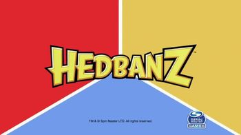 Hedbanz TV Spot, 'Disney Channel: A Little Imagination and a Lot of Laughs' - Thumbnail 10