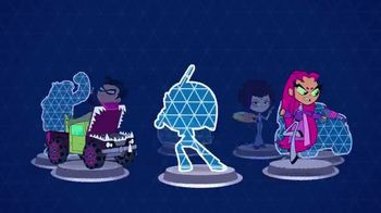Cartoon Network Arcade App TV Spot, 'Teen Titans: November' - Thumbnail 4