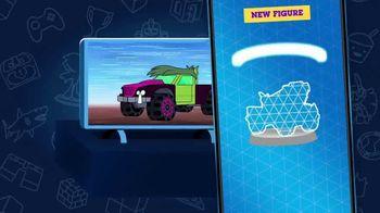 Cartoon Network Arcade App TV Spot, 'Teen Titans: November' - Thumbnail 5