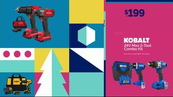 Lowe's Season of Savings Event TV Spot, 'Home for the Holidays: Workshop Gifts' - Thumbnail 5