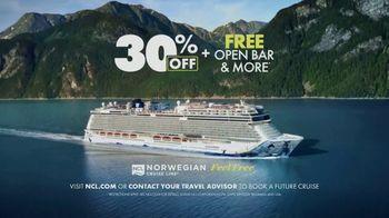 Norwegian Cruise Line TV Spot, 'Break Free' Song by Queen - Thumbnail 10