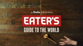 Hulu TV Spot, 'Eater's Guide to the World' - Thumbnail 10