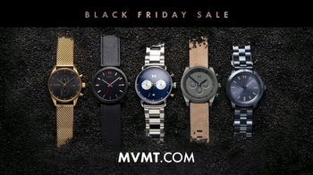 MVMT Black Friday and Cyber Monday Event TV Spot, 'Designed In House' - Thumbnail 10