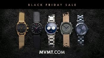 MVMT Black Friday and Cyber Monday Event TV Spot, 'Designed In House' - Thumbnail 8