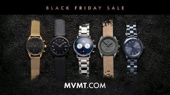 MVMT Black Friday and Cyber Monday Event TV Spot, 'Designed In House' - Thumbnail 9