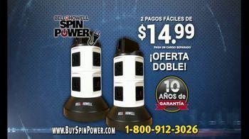 Spin Power TV Spot, 'Carga rápida' [Spanish] - Thumbnail 10