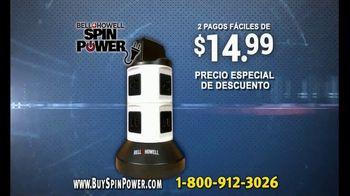 Spin Power TV Spot, 'Carga rápida' [Spanish] - Thumbnail 9