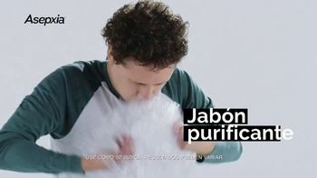 Asepxia Carbón Detox TV Spot, 'Suave y purificada' [Spanish] - Thumbnail 5