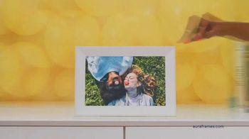 Aura Frames TV Spot, 'Stay Connected' - Thumbnail 3