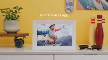 Aura Frames TV Spot, 'Stay Connected' - Thumbnail 4