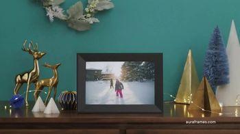 Aura Frames TV Spot, 'Stay Connected' - Thumbnail 9